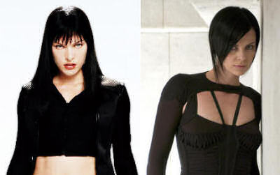 Violet Sung vs Aeon Flux