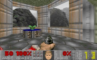 Doom Screenshot 1