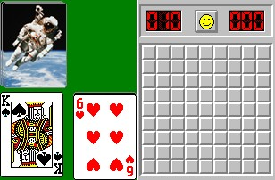 Solitaire vs Minesweeper