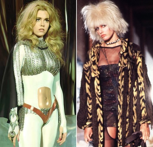 Barbarella vs Pris