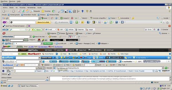 Toolbar Overload #5