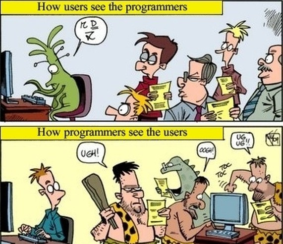 Programers and users