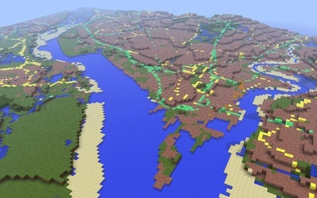 Great Britain in Minecraft