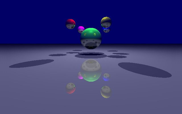 Web Raytracer