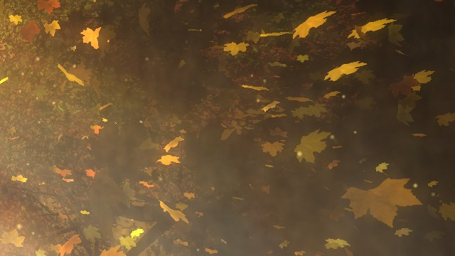 Autumn in WebGL