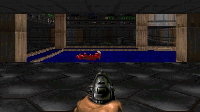 Doom 1 Flash
