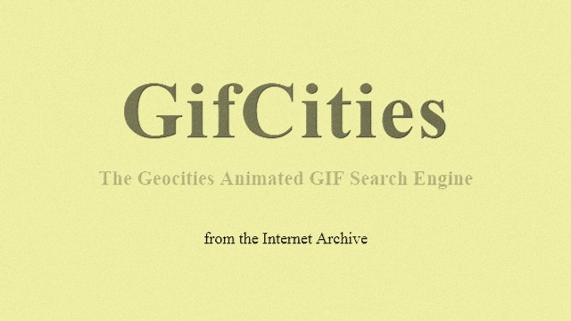 GifCities