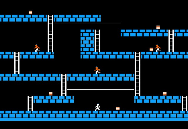 Lode Runner - web