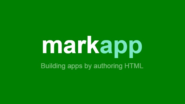 MarkApp screenshot