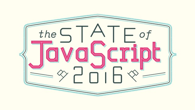 The State of JavaScript 2016