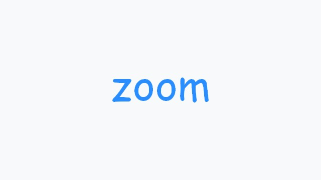 Zoom video backgrounds